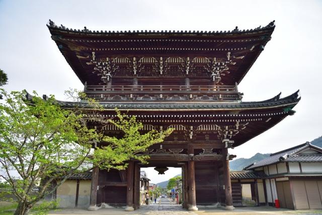 嵯峨釈迦堂