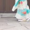 草履の歩き方!パタパタ音がしない綺麗な着物姿のコツ!動画で